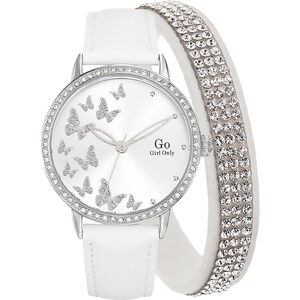 Go Girl Only Go Girl Only - Montre analogique - blanc