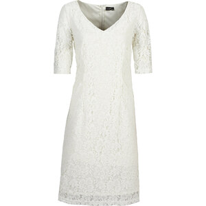 BODYFLIRT Spitzenkleid/Sommerkleid in weiß von bonprix