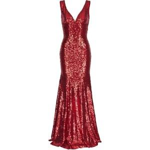 Four Flavor SIVANA Cocktailkleid / festliches Kleid rot