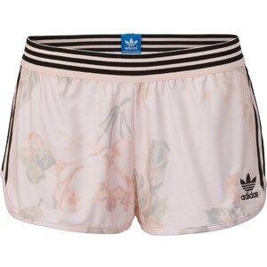 adidas originals Nylonshorts, Blumenprint, Retro-Look