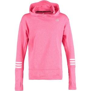 adidas Performance RESPONSE Kapuzenpullover super pink/white