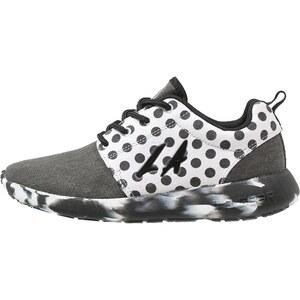 LA Gear SUNRISE Sneaker low black/white