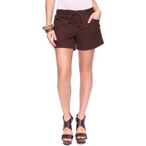 FOREVER21 Leinen-Melange Shorts