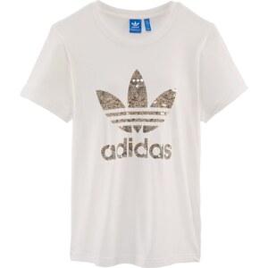 adidas Originals T-Shirt, Paillettenbesatz