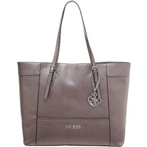 Guess DELANEY Shopping Bag pewter