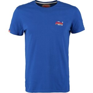 Superdry TShirt basic royal blue