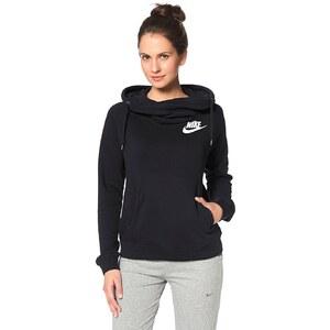 Nike Kapuzensweatshirt, Schwarz
