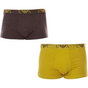 Emporio Armani Underwear Men Lot de 2 boxers - bicolore