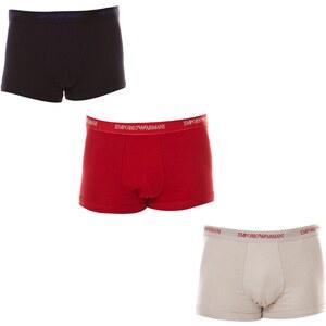 Emporio Armani Underwear Men Lot de 3 boxers - tricolore