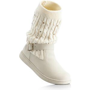 bpc bonprix collection Stiefel in beige für Damen von bonprix