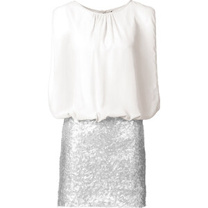BODYFLIRT Robe blanc femme - bonprix