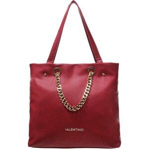Valentino AVANTGARDE Shopping Bag bordo