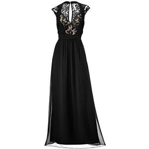 Abendkleid, Ashley Brooke Event, schwarz, Mit hochwertigem Spitzenbesatz am Bustier und elegantem Rückenausschnitt