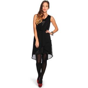ICHI Camomila Dress Damen XS black