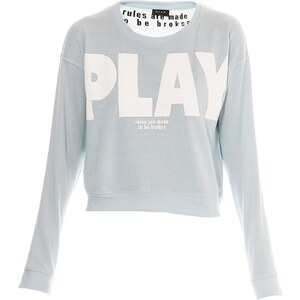 Vila Viplay - Sweat-shirt - bleu clair