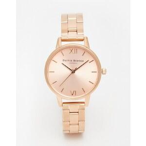 Olivia Burton - Armbanduhr mit mittelgroßem Zifferbaltt - Gold