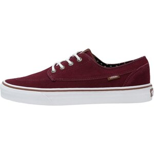 Vans BRIGATA Sneaker low windsor wine/plus