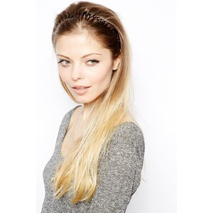 ASOS - Haarbänder im 2er-Set - Mehrfarbig