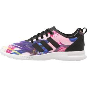 adidas Originals ZX FLUX SMOOTH Sneaker low core black/chalk white