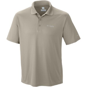 Columbia PFG Zero Rules - Polo - gris