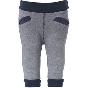 Noppies Baby - Jungen Hose B Pants jrsy curved Jim