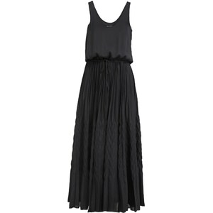 Banana Republic OLI STELLA Maxikleid black