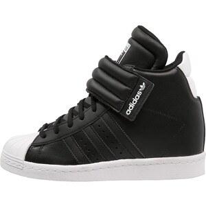 adidas Originals SUPERSTAR UP Sneaker high core black/white