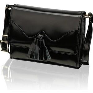 Crossover Bag Lazzarini schwarz