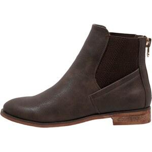 Anna Field Ankle Boot dark brown