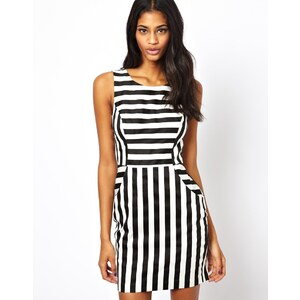 Lipsy Stripe Shift Dress