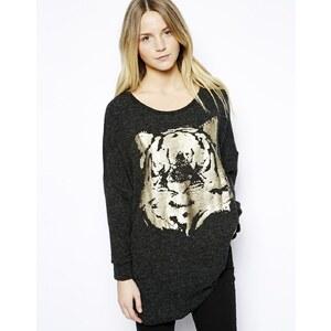 Jovonnista Veda Foil Print Knit