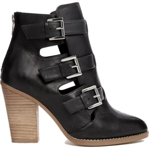 ASOS ENVY Leather Ankle Boots