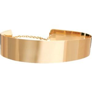 ASOS - Taillengürtel aus Metall - Gold