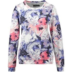 Even&Odd Sweatshirt white/purple