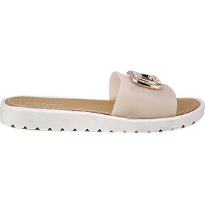 Sandale Beige PVC Mini FASHION - Cendriyon