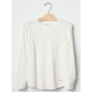 Gap Solid Waffle Tee - New off white