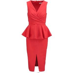 Miss Selfridge Etuikleid red