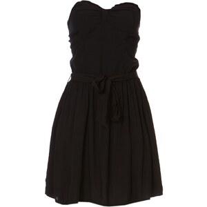Kaporal Robe bustier - noir