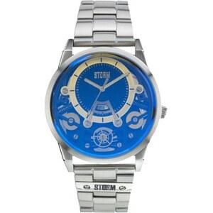 STORM, Armbanduhr, ´´Mechron Lazer Blue, 47228/B´´
