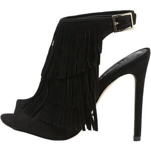 Topshop RHONDA High Heel Sandaletten black