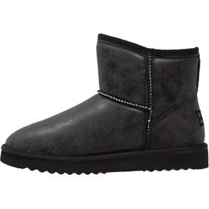 Esprit UMA VINTAGE Snowboot / Winterstiefel black
