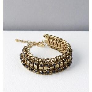 Promod Bracelet strassé Femme
