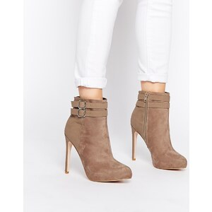 ASOS - EARLY RISER - Ankle-Boots - Grau