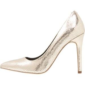 New Look SASS High Heel Pumps gold
