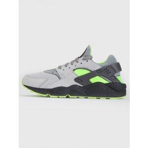 Nike Air Huarache Dust Volt Black Medium Ash