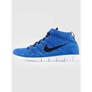 Nike Free Flyknit Chukka Game Royal Black Polarized Blue White