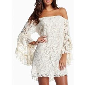 Chic Dresses Robe courte - ecru