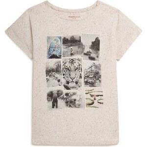 Monoprix Kids T-shirt - ecru