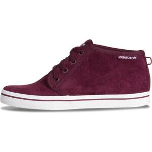 adidas Hightop-Sneaker HONEY DESERT rot