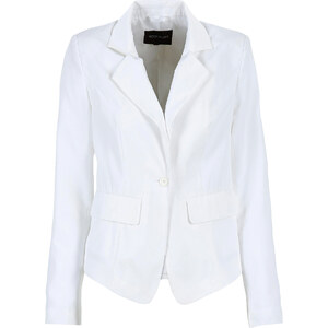 BODYFLIRT Blazer blanc manches longues femme - bonprix